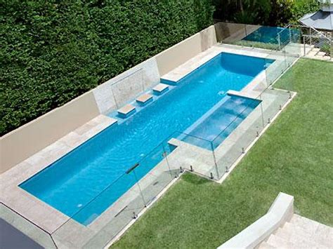 Lap Pool with Spa and Fountain pride pools