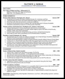 Resume curriculum vitae resume cv examples the 11 resume