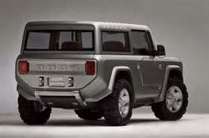 new ford 2015 size bronco autos post
