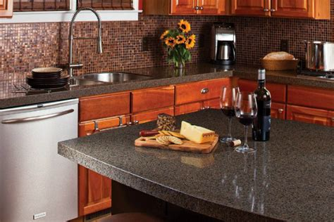 Engineered Granite Countertops by Alternatives To Granite Countertops Stunning Engineered