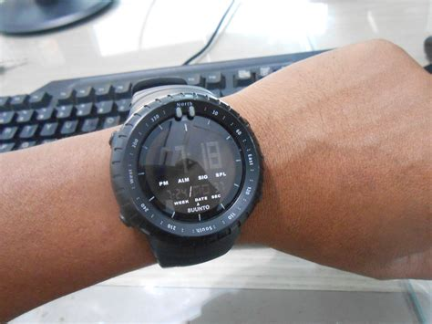 Jam Tangan Suunto Adalah mencoba jam tangan suunto abal abal oki rosgani medium
