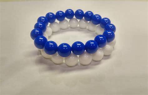Kentucky Wildcats Themed Bracelets