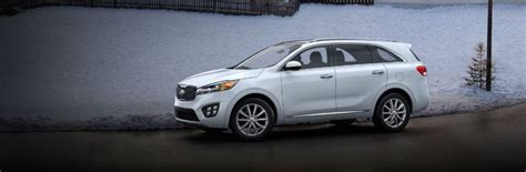 Kia All Wheel Drive Models 2017 Kia Sorento Models With All Wheel Drive Specs Features
