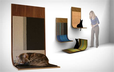 modern scratching post modern style cat scratcher available in various colors