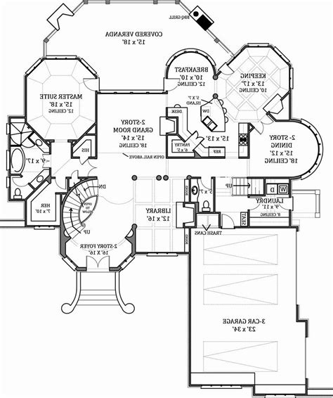 Green House Floor Plans by House Hennessey House House Plan Green Builder House Plans