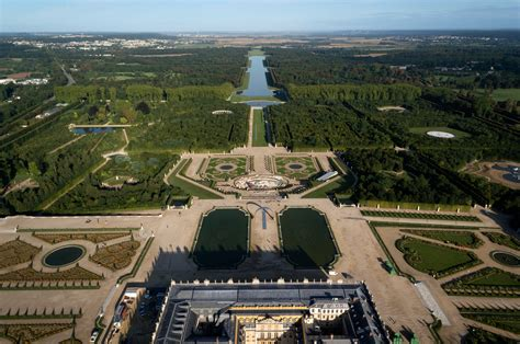 The Gardens Of Versailles by Gardens Of Versailles