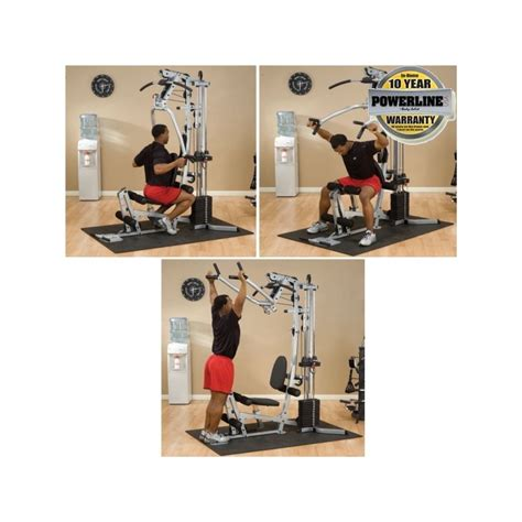 powerline home bsg10x top fitness