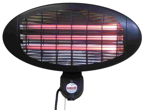 Quartz Radiant Wall Heater 2kw Fanmaster Patio Heaters Melbourne