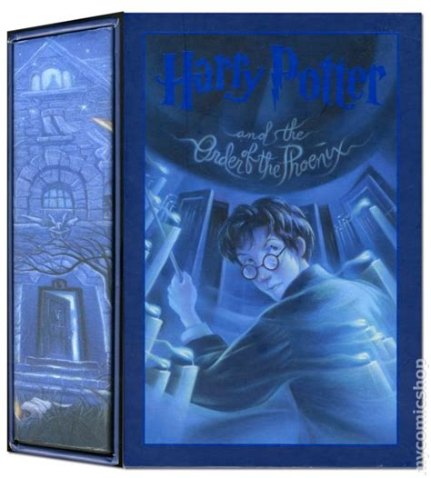 Harry Potter And The Order Of The Scholastic Bahasa Inggris harry potter and the order of the hc 2003