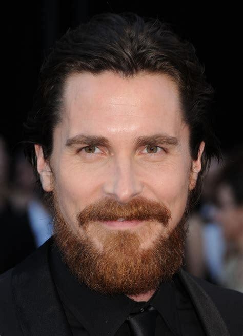 actor with long white mustache christian bale with beard newhairstylesformen2014