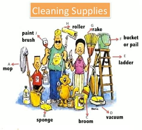 esl tefl tesol russia speaker cleaning supplies i n g l e s cleaning
