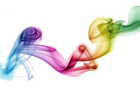 designer pictures rainbow smoke graphic design wallpaper