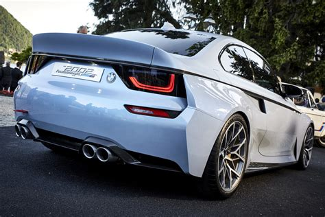 bmw concept bmw 2002 hommage concept reshapes a legend carscoops
