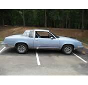 1984 Oldsmobile Cutlass Supreme  Overview CarGurus