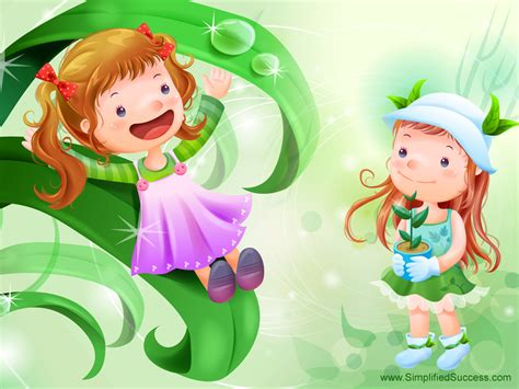 cute wallpapers for kids cute kids cartoon background wallpapers hd high