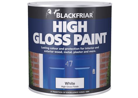 High Gloss Paint | high gloss paint blackfriar