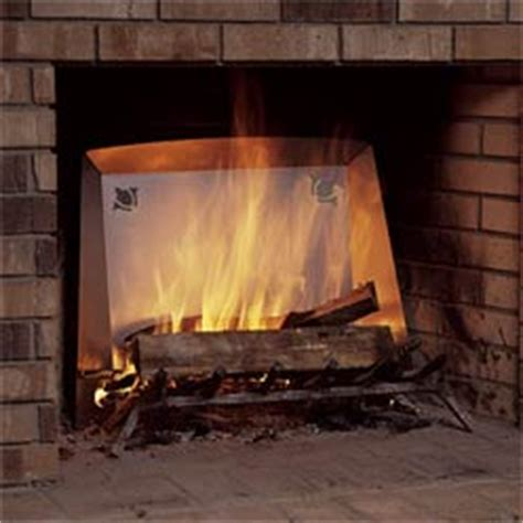 Heat Reflectors For Fireplaces by Fireplace Heat Reflectors Betterimprovement