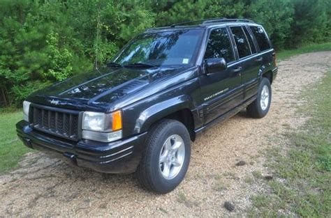 automotive air conditioning repair 1998 jeep grand cherokee lane departure warning sell used 1998 jeep grand cherokee 5 9 limited sport utility 4 door 5 9l in columbia