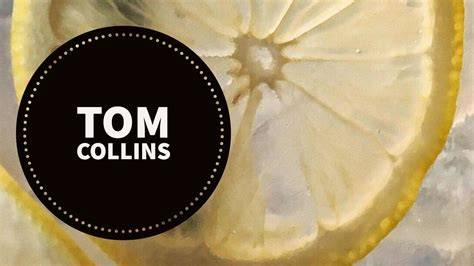 tom collins guy tom collins recipe classic cocktail recipes cocktail