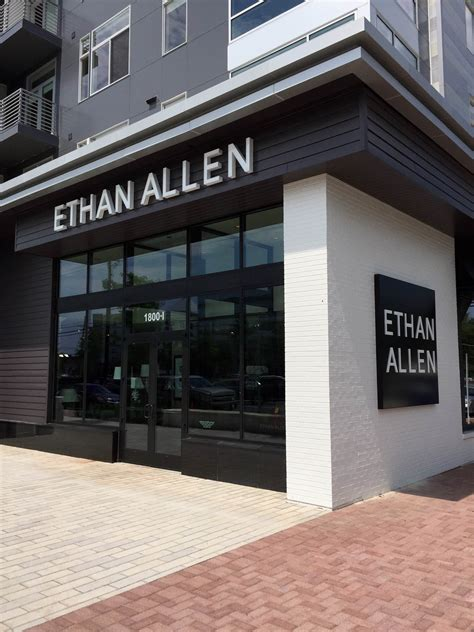 lighting stores rockville md ethan allen debuts an interactive d c design experience
