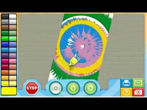 painting on nick jr nick jr review spin