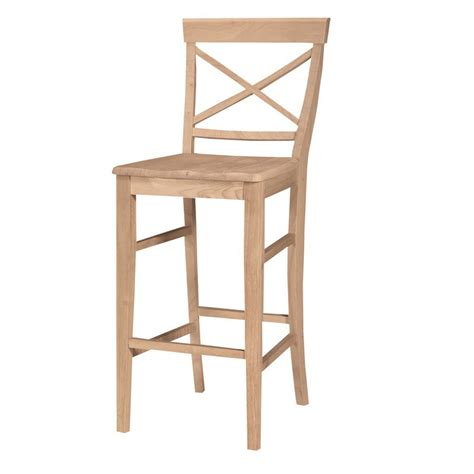X Back Bar Stool by X Back Bar Stool And Counter Stool