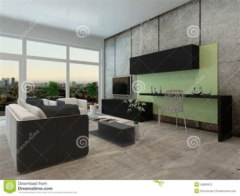 Neutral Wall Colors For Bedroom - modern apartment living room interior stock illustration image 40800872