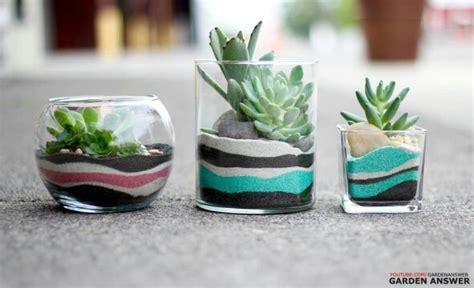 decorating  vase  colored sand