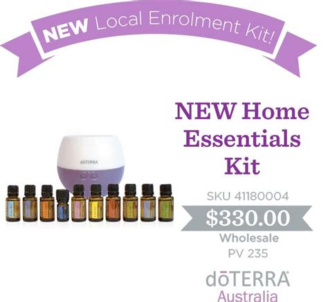 doterra home essentials kit pictures to pin on