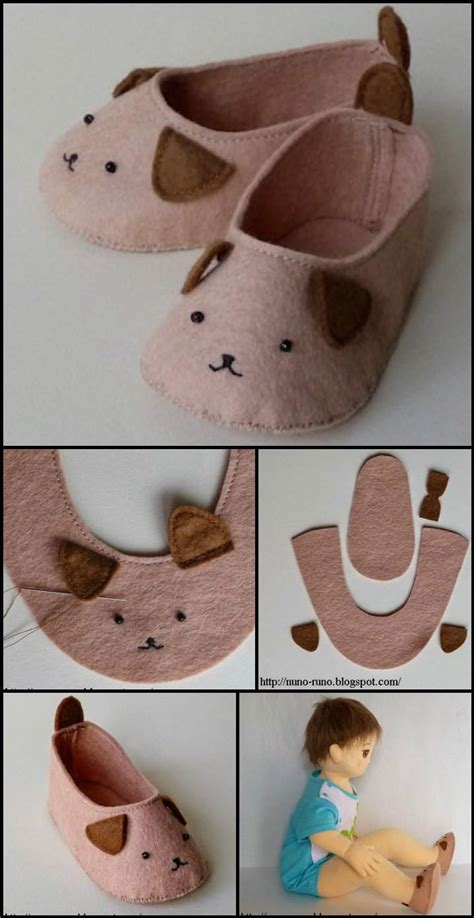 Hausschuhe F R Kleinkinder 712 by 55 Diy Baby Shoes With Free Patterns And Tutorials