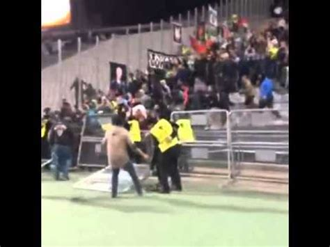 The Trouble On The Terrace 05 11 2015 lokomotiv moscow fans in istanbul troubles on