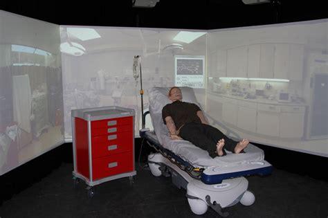 immersive simulation room leader healthcare facilities eastern virginia medical school evms