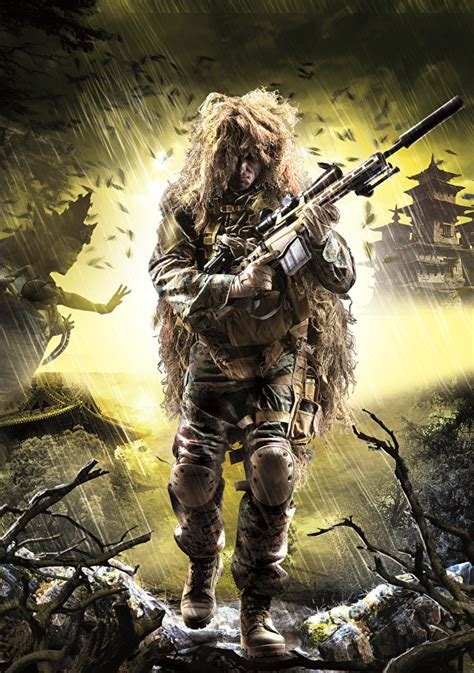 images sniper sniper rifle snipers camouflage ghost