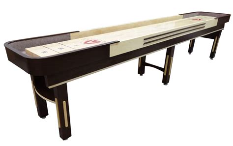 14 Foot Venture Grand Deluxe Sport Shuffleboard Table 255 14 Shuffleboard Table