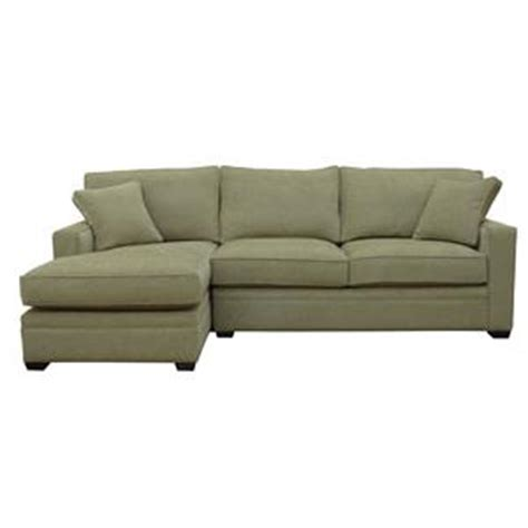 mccreary modern 0693 2 sectional sofa with left arm
