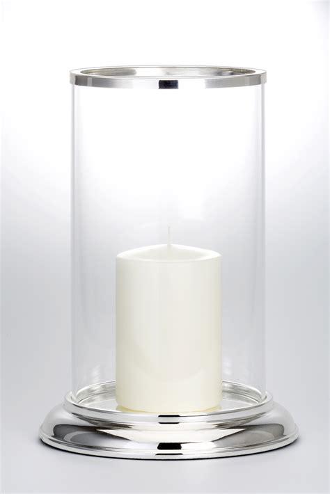 Silber Glatt Polieren by Windlicht Kerzenhalter Gro 223 Glatt Poliert Versilbert