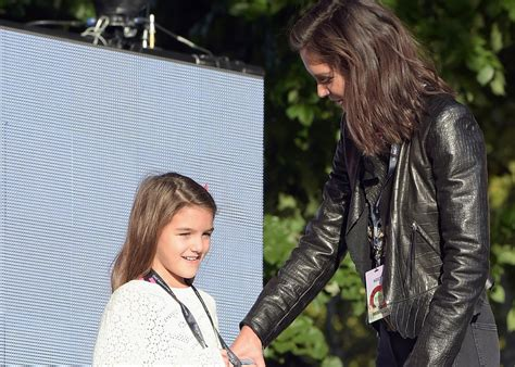 Tom And Throw A Tea For Suri by Suri Cruise To Follow The Mummy Actor Tom Cruise S Steps