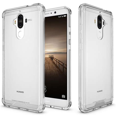Huawei Mate S Premium Soft Casing Cover Bumper Sarung Armor Mewah for huawei mate 9 back soft bumper hybrid slim cover