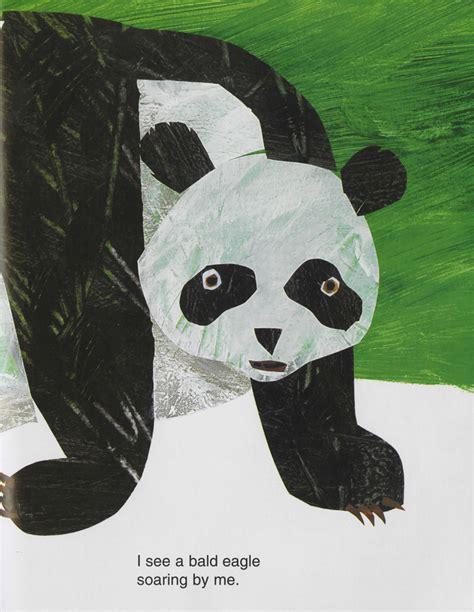 panda bear panda bear what do you see bill martin jr