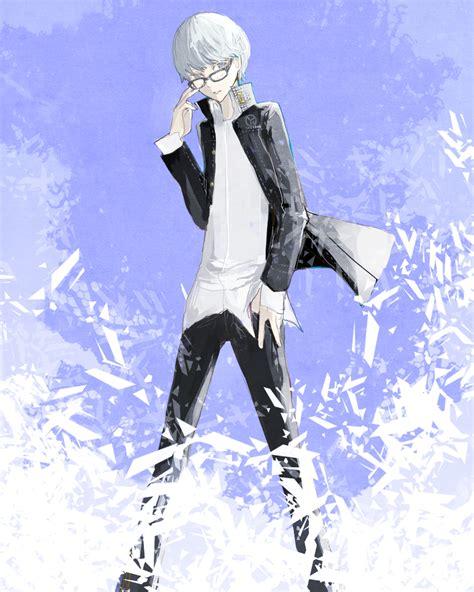 narukami yu shin megami tensei persona  image