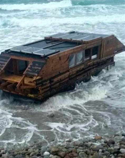 house boat ireland mysterious houseboat from canada washes ashore in ireland