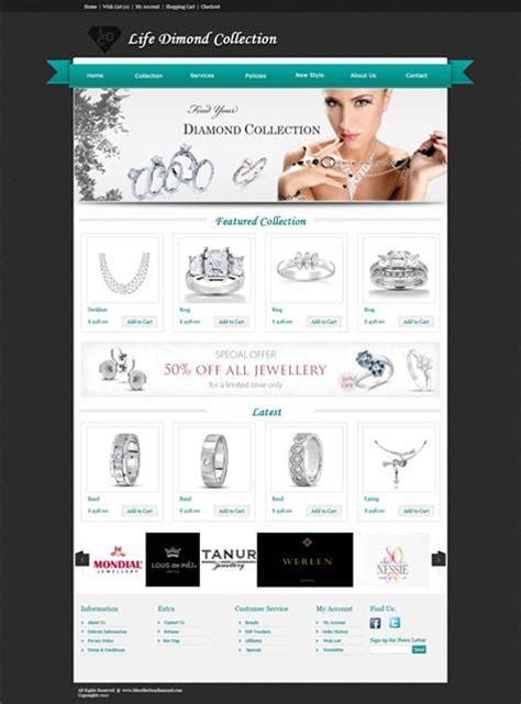 fashion design portfolio websites fashion beauty jewellery website design portfolio