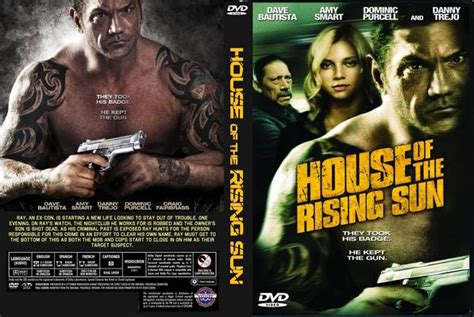 house of the rising sun 2011 dvd front cover id56297