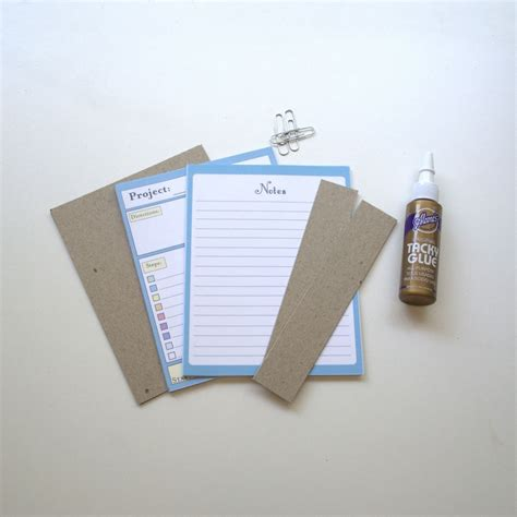 Desk Tracker by Make Your Own Tracker Get Organized With A Handmade Task