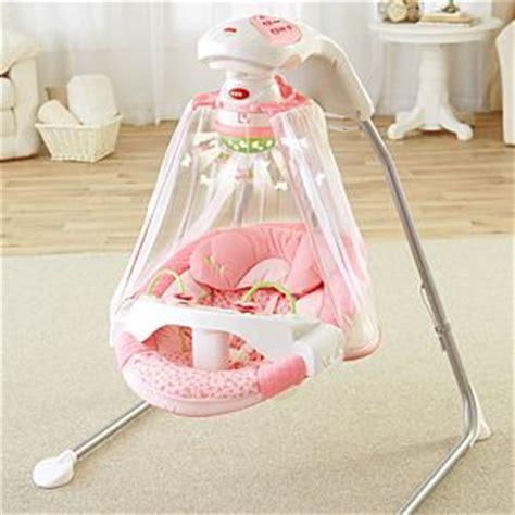 pink swing chair my little snugamonkey special edition cradle n swing mattel