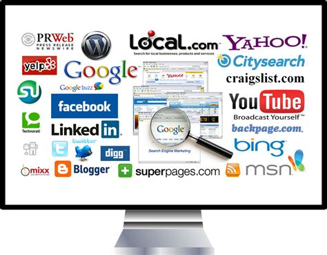 Records Websites Search Engine Marketing Sem Search Engine Profiling