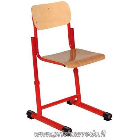 sedie regolabili in altezza sedia alunni regolabile in altezza