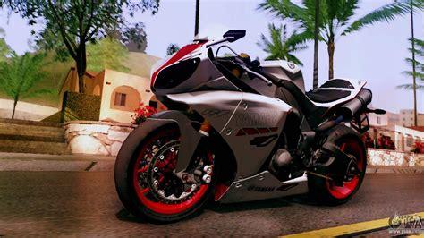 Motorrad Tuning Gta 5 by Yamaha Yzf R1 For Gta San Andreas