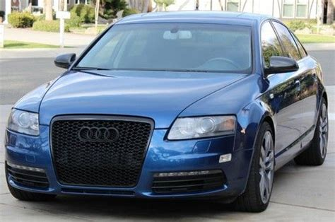 books about how cars work 2007 audi s6 windshield wipe control purchase used 2007 audi s6 8000 in santa cruz california united states