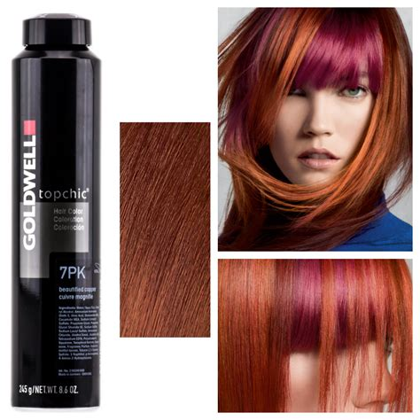 goldwell hair color stylenoted salon secrets profile of goldwell s 7pk hair